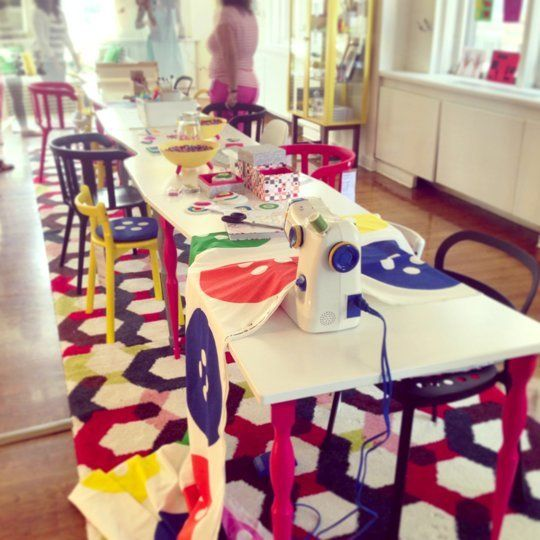 More IKEA Eye Candy: 2014 Catalog Event in NYC