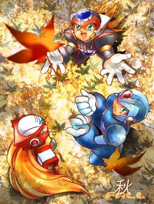 X Zero Axl In The Fall Mega Man Art Mega Man Awesome Anime