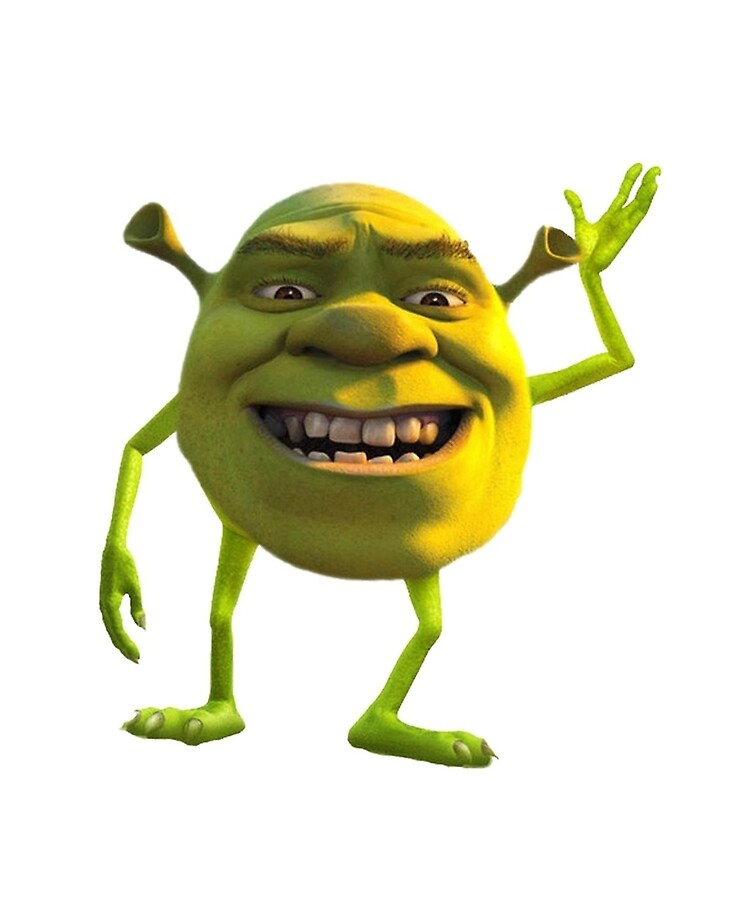 Shrek Memes Google Search Carl Y Ellie Mike Wazowski
