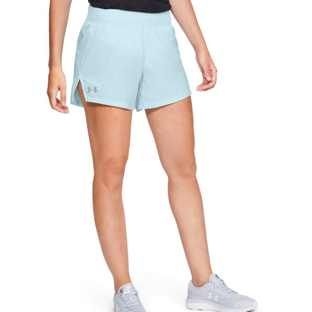 "Photo of Under Armour Womens Launch SW ""Go Long"" – Black MD"