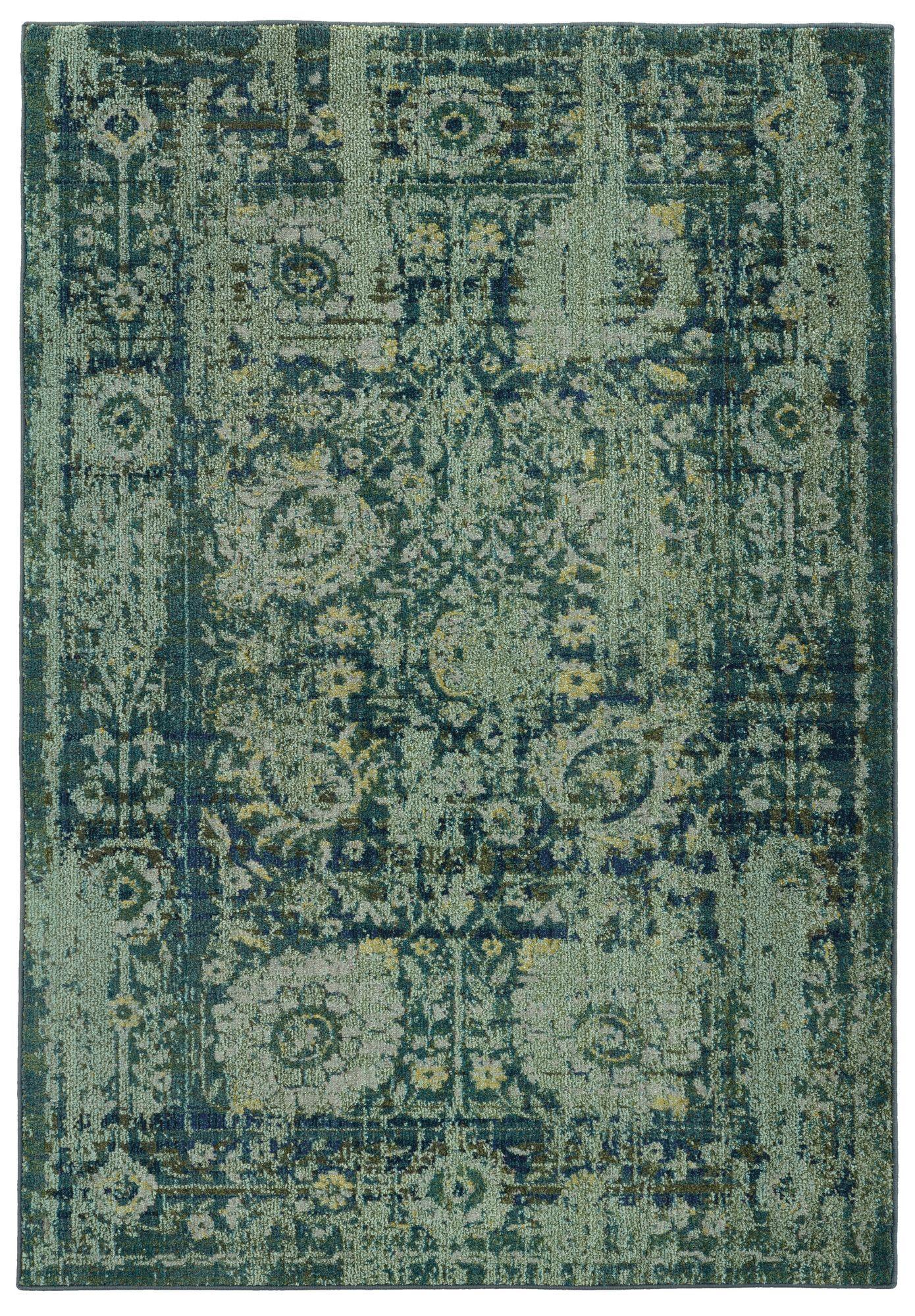 Pantone Universe Expressions Green Oriental Rug Allmodern