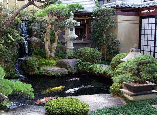 Desain Taman Rumah Cantik Minimalis Sederhana 5 Modern Japanese Garden Japanese Garden Landscape Small Japanese Garden