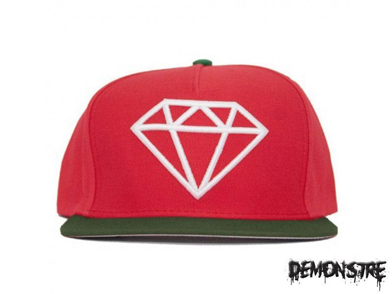 Cap Diamond - www.fazparteshop.com.br Demonstre
