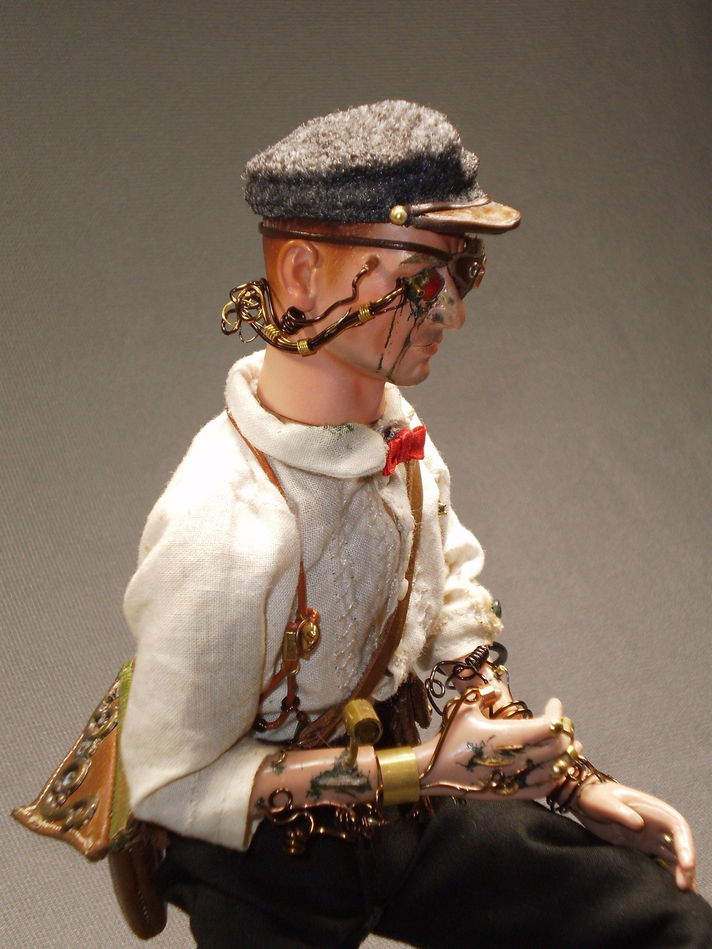 Pin by Michael Treat on Smirking Tiger Bonzo 14 Figure