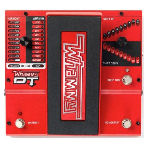 DigiTech Whammy DT Pitch Shift Guitar Effects Pedal