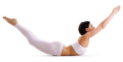 pin on yoga mat exercises