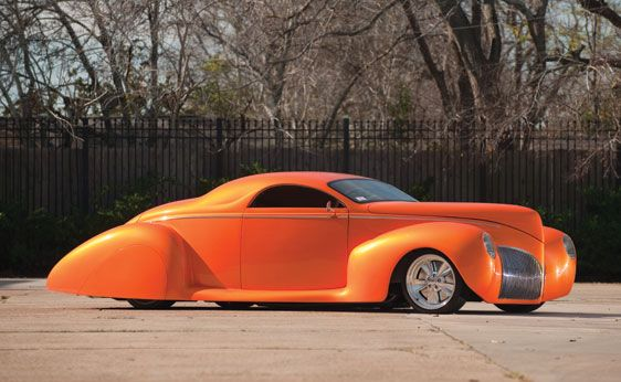 1939 Mercury Zephyr Lincoln Zephyr Street Rods For Sale Luxury