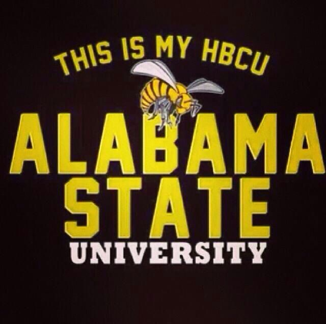 This Is My Hbcu Alabama State University Alabama State University