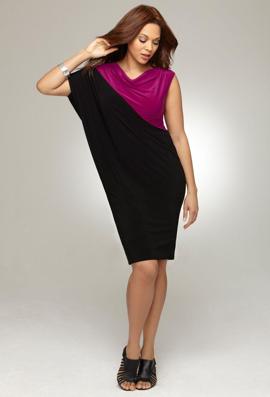 Love This Dress Clothes Pinterest Colorblock Dress Clothes
