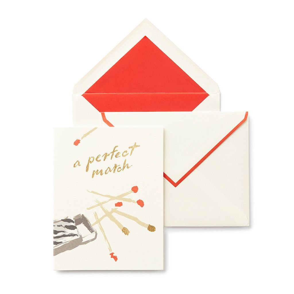 Kate Spade New York Greeting Card Perfect Match Products