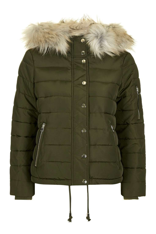 d1e4afa70 Jackets & Coats | Clothing | TopShop | Puffers in 2019 | Winter ...