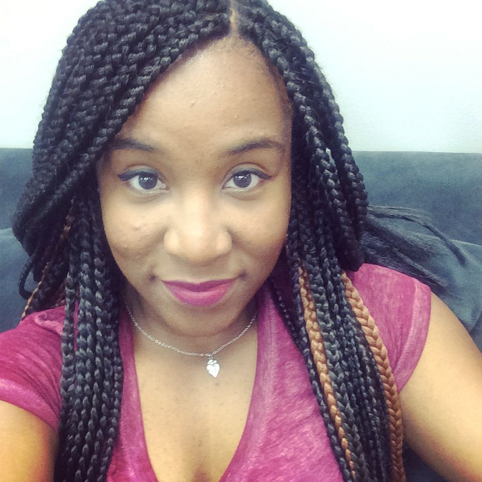 Box Braids! Box braids, Cute hairstyles, Braids