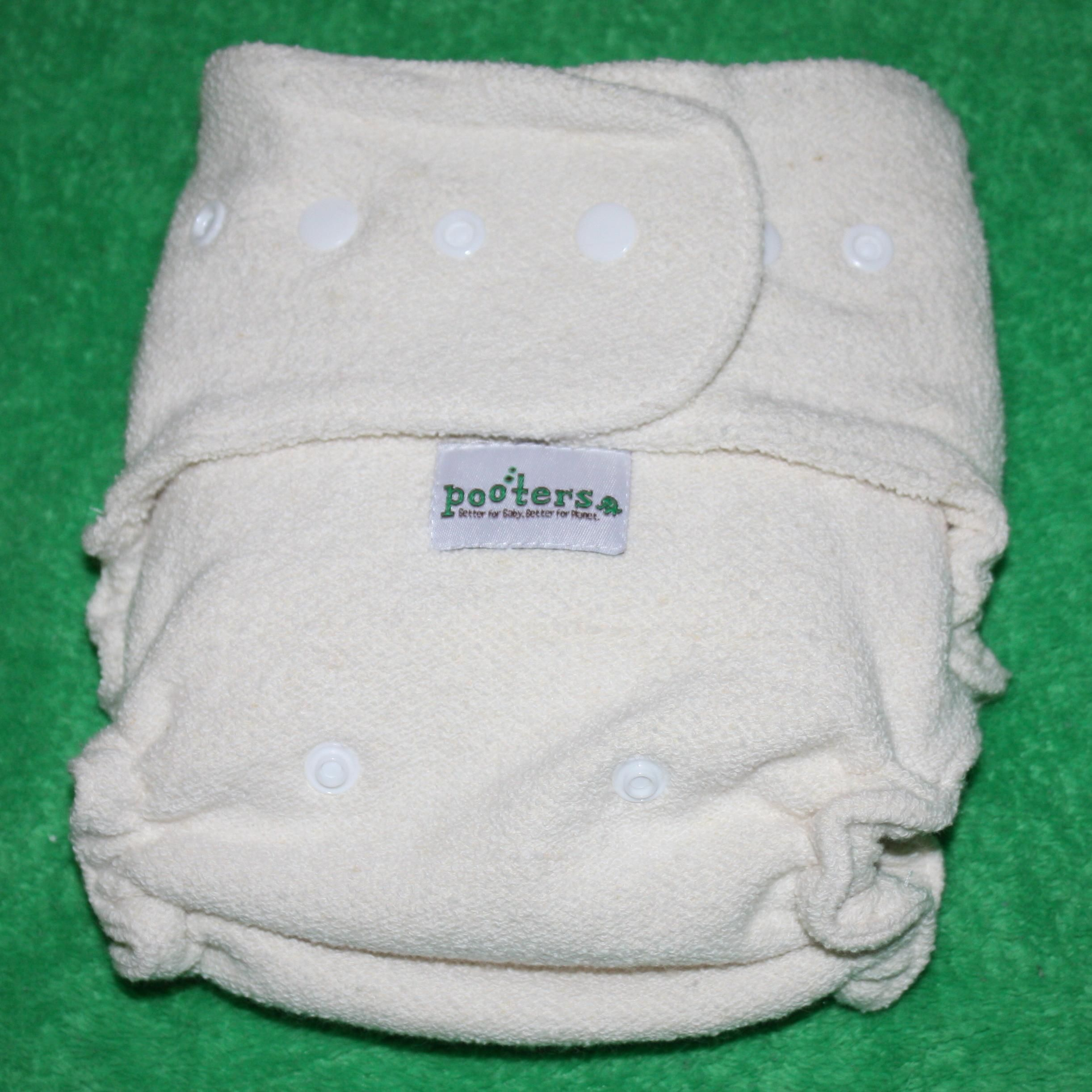 Littlelamb Organic Cotton Nappy pack of 3
