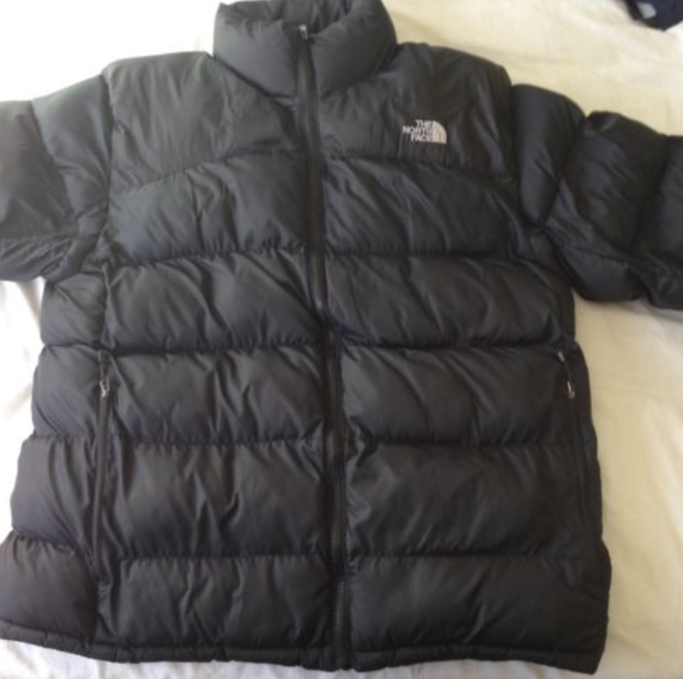1e7a5135369e MENS THE NORTH FACE 700 DOWN FILLED JACKET COAT PUFFA SIZE XXL WOUKD FIT XL