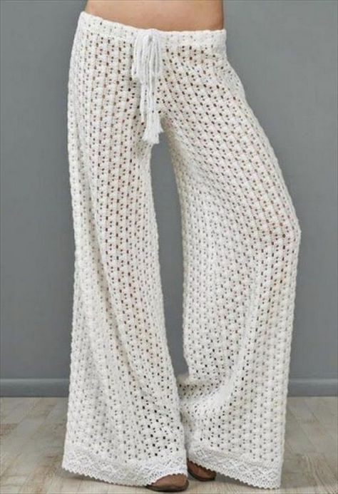 Summer Crochet Projects With Free Patterns And Tutorials | Tejido y Ropa