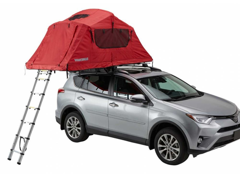 Yakima Tents Y07406 Roof Top Tent Tent Camping Truck Tent Camping