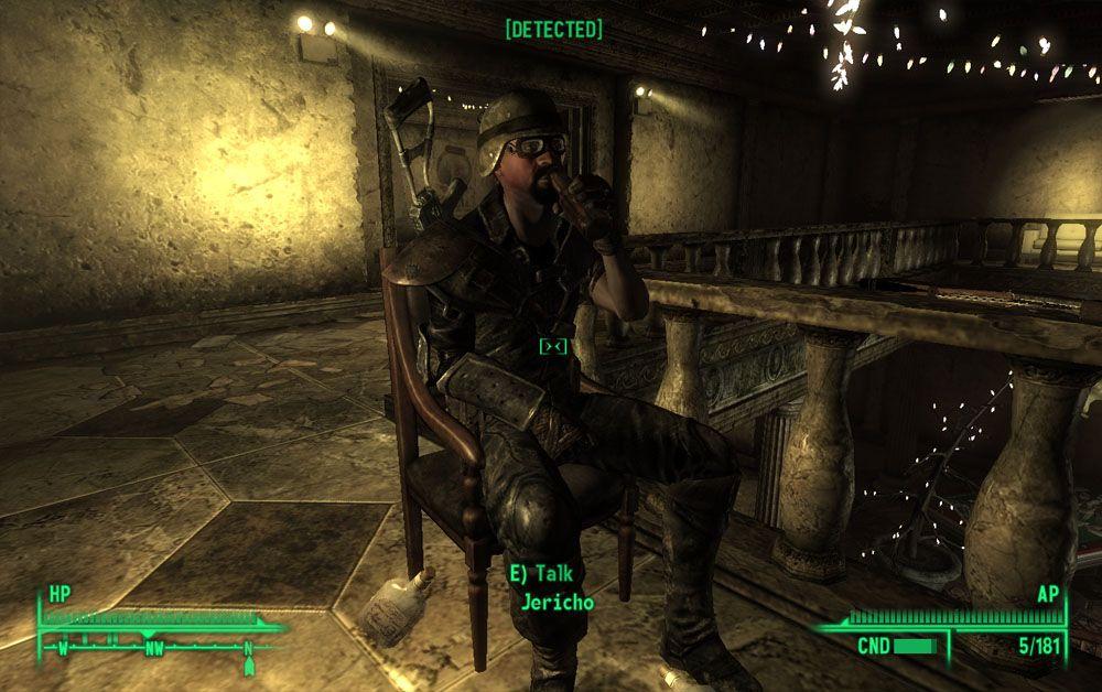 Followers Relax - AKA Sandbox Mode at Fallout3 Nexus - mods