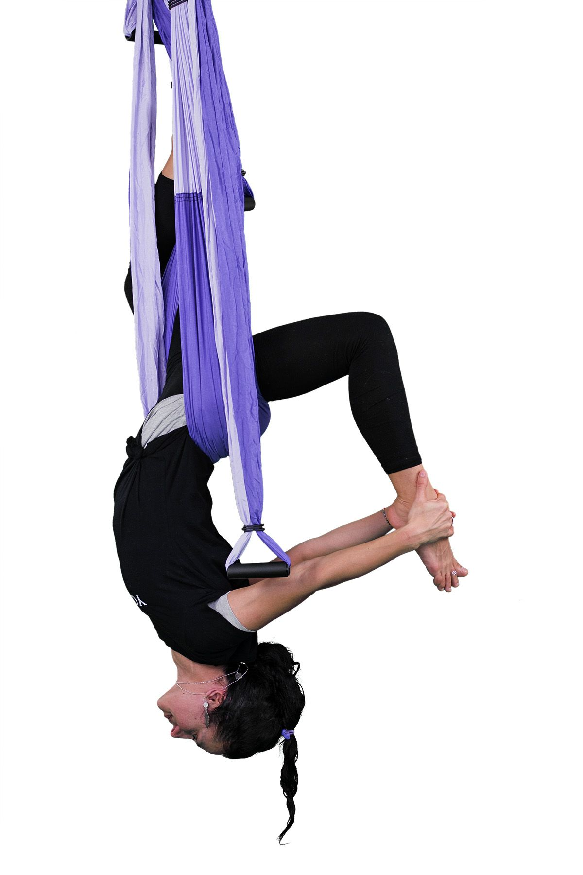 Achieve deeper backbends u instant back pain relief wthe yoga