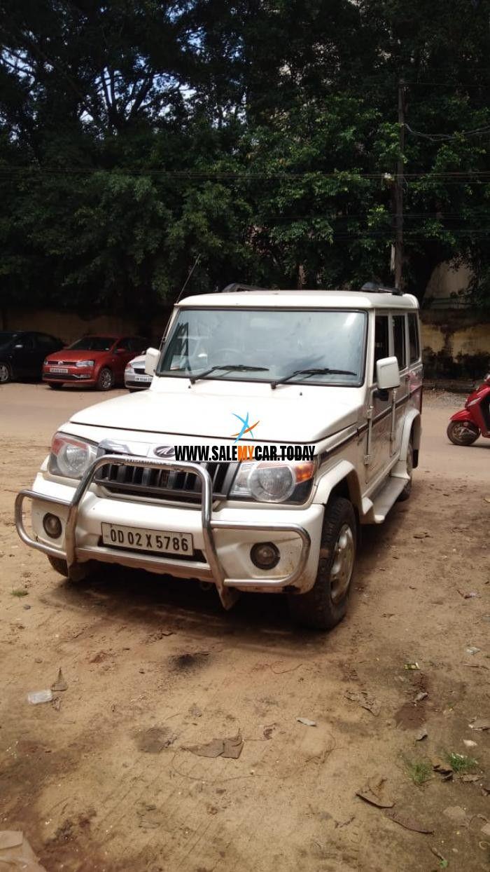 second hand mahindra bolero for sale in odisha at