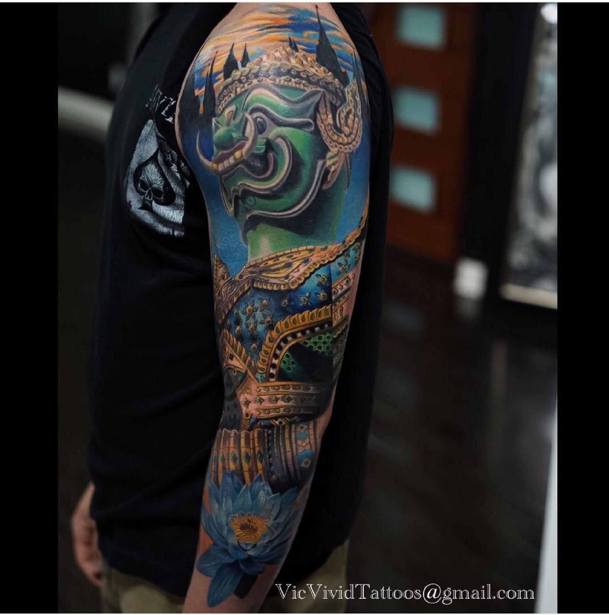 Las vegas tattoo pictures images photos photobucket - Vic Vivid Out Of Basilica In Las Vegas