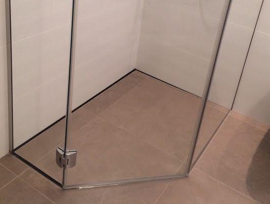 Pedana doccia Jolly Rivestibile con qualsiasi materiale