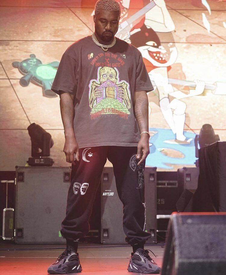 Yeezy 700 Vanta   Kanye west style