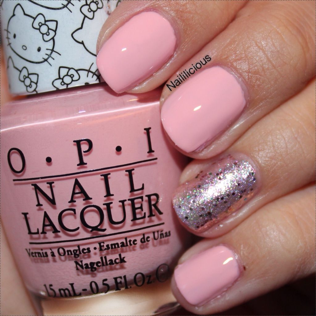 Opi Hello Kitty Small Cute