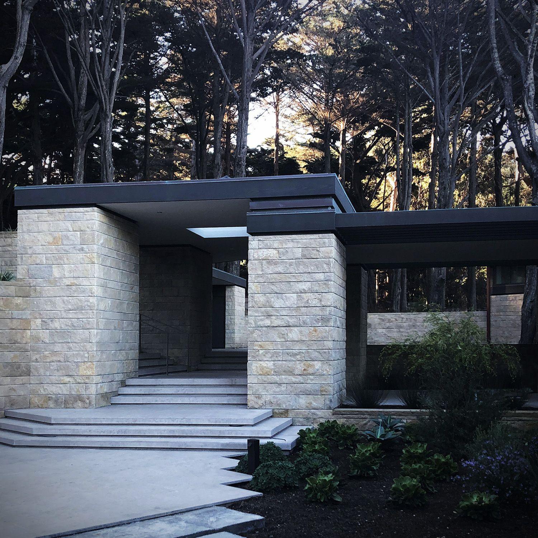 Natural Stone Cut Architecture