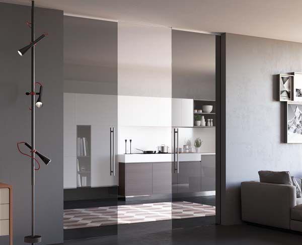 Porte in vetro,MR art design produttore di porte in vetro, porte ...