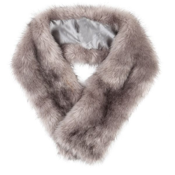Accessorize Long Faux Fur Tippet Scarf (1 270 UAH) ❤ liked on Polyvore featuring accessories, scarves, long scarves, fake fur shawl, oblong scarves, faux fur scarves and long shawl
