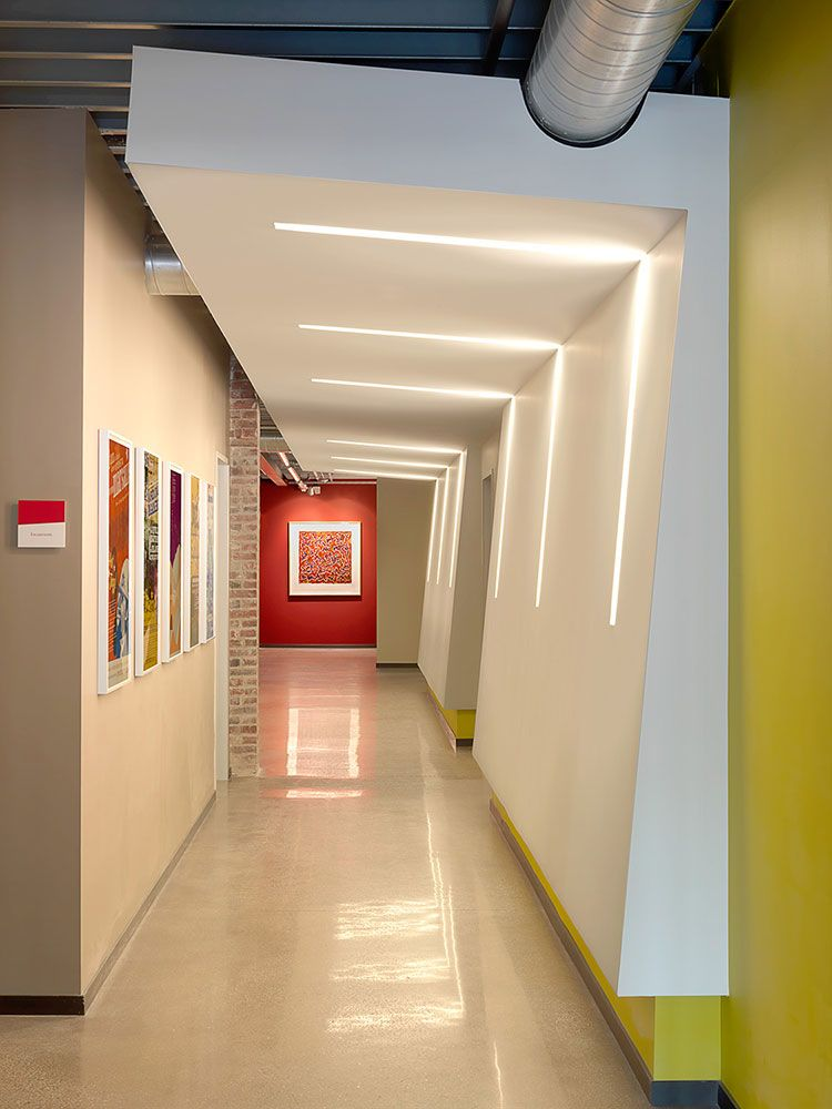 Paradowski creative nehring design news dekorasyon for Corporate office interior design