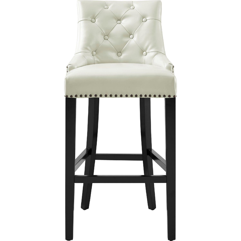 20 Cream Colored Bar Stools Elite Modern Furniture Check More