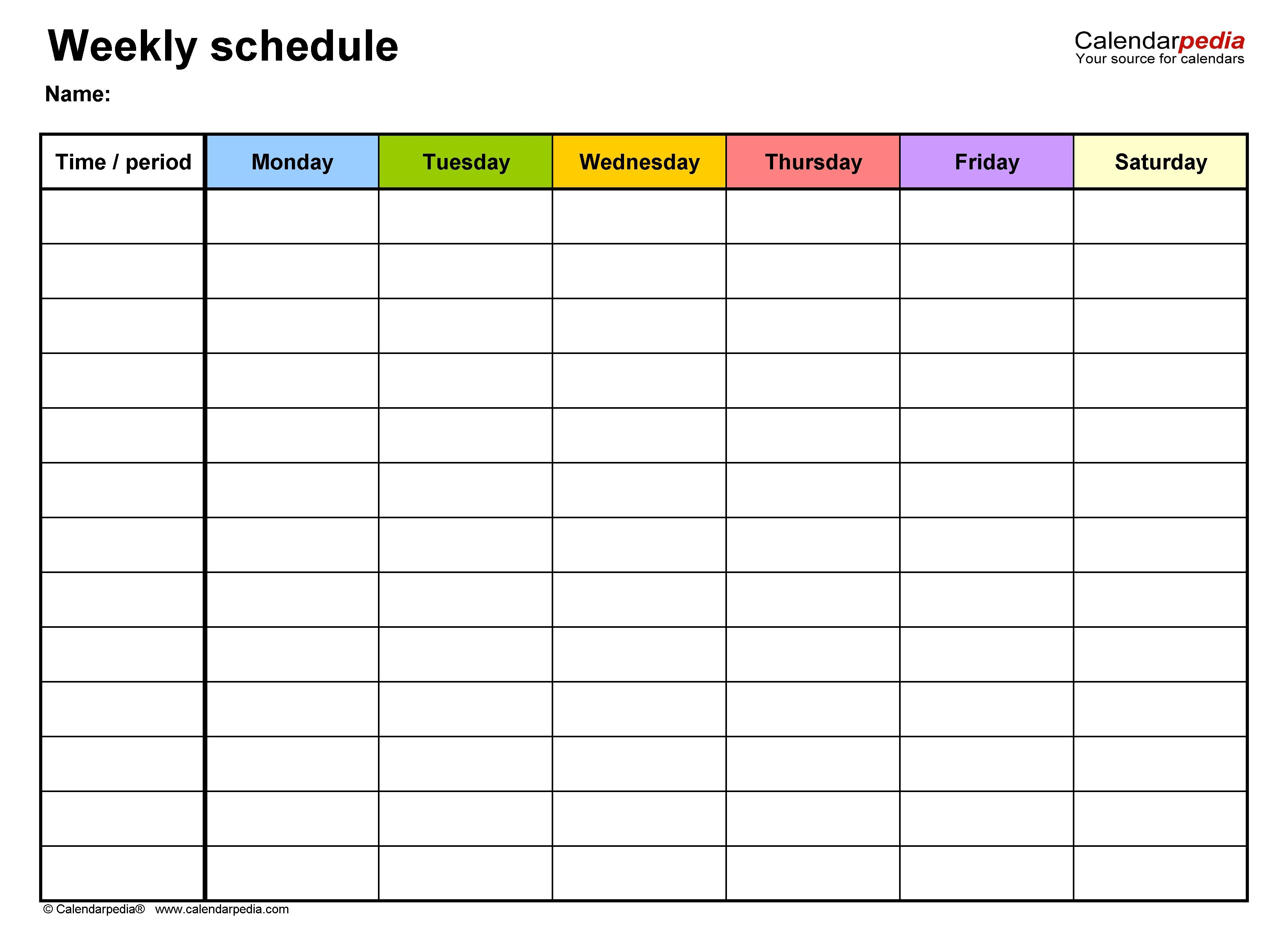 How To On Callalendar Sign Up Template Excel Calendar Template Weekly Calendar Template Free Calendar Template Monthly on call schedule template