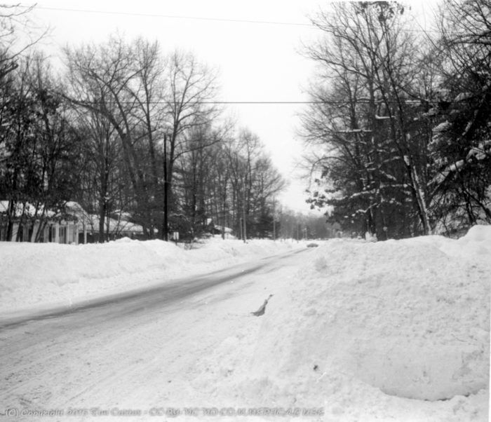 It was late January in Michigan, and everything seemed to be proceeding as it usually did in the wintertime. Snow peacefully blanketed the ground and Michiganders went about their daily lives.