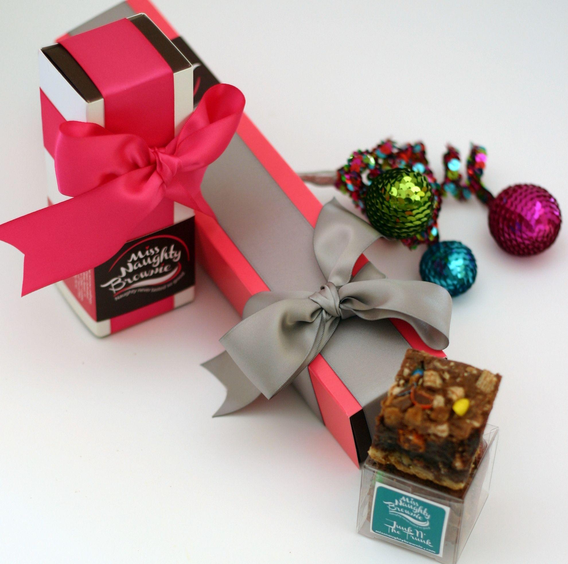 Miss naughty brownie packaging brownie packaging