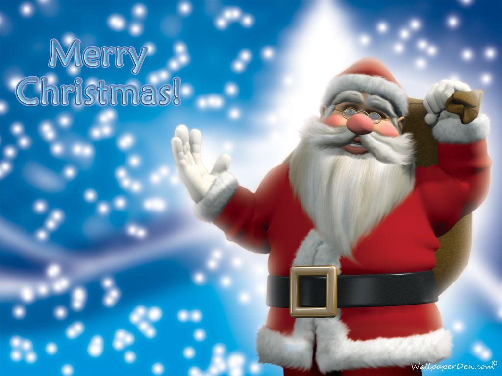 Santa Claus Wallpaper Santa Claus Wallpaper Merry Christmas Images Free Merry Christmas Santa