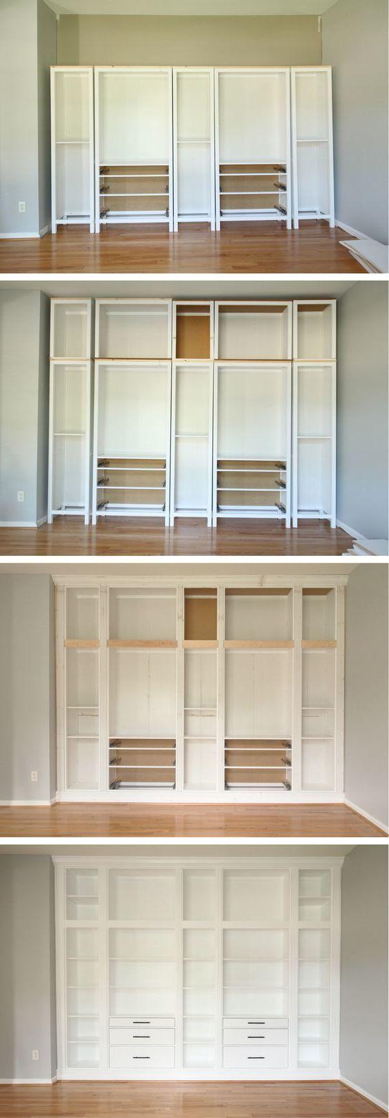 26 IKEA Hacks für Ihre Ikea Garderobe – DIY, Möbel – ZENIDEEN
