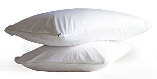 Dust Mite Pillow Covers Awesome Tru Lite Bedding Dust Mite Pillow Covers  Hypoallergenic Pillow Decorating Design