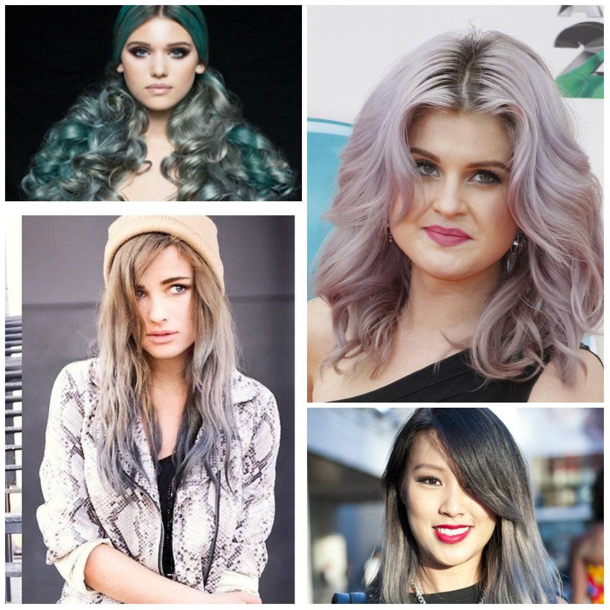 Best Hair Color For Grey 2017 Makeupsite