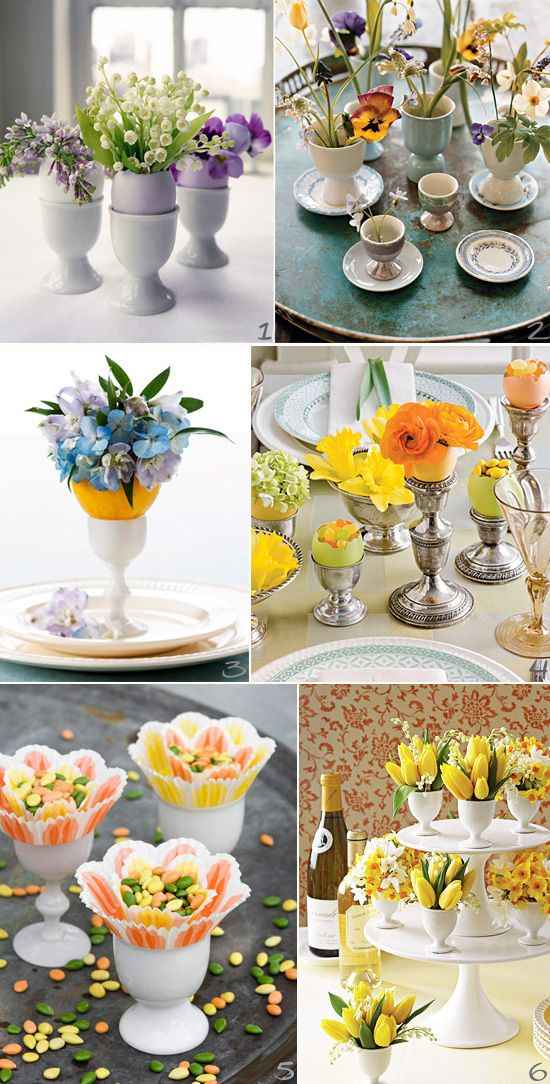 Strawberry Chic Inspiration Thursday Easter Table Decor