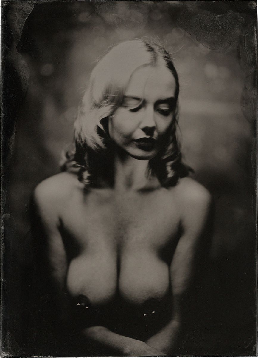 James Wigger Photographs - · WET PLATE COLLODION 16