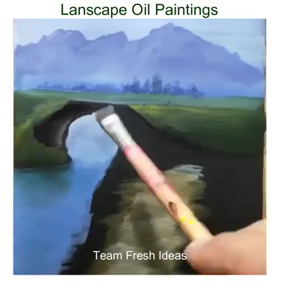 Photo of Lanscape Oil Paintings
