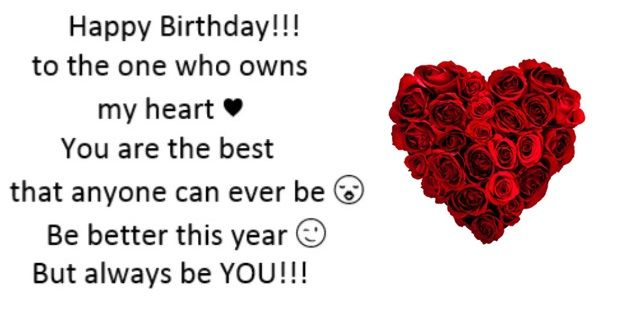 Happy Birthday Messages For Him Birthday Message For Boyfriend Birthday Wishes For Boyfriend Happy Birthday Messages
