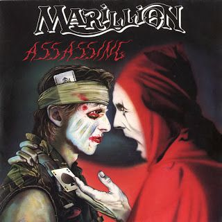 Smash Hits Singles: Marillion - Assassing (EMI)