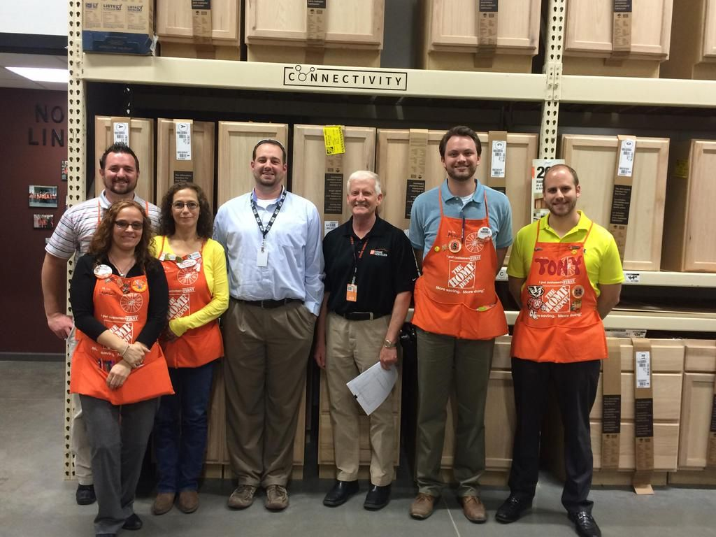 Crew2 on perfect 10 thanks for everything home depot store