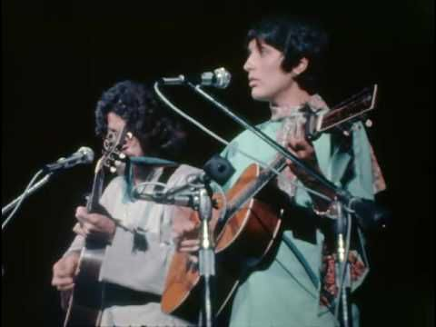 One Day at a Time - Joan Baez [Live at Woodstock 1969], via YouTube.