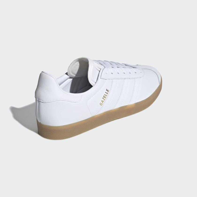 adidas Gazelle Shoes White | adidas US