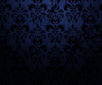 Minimalistic Patterns Damask Pattern HD Wallpaper