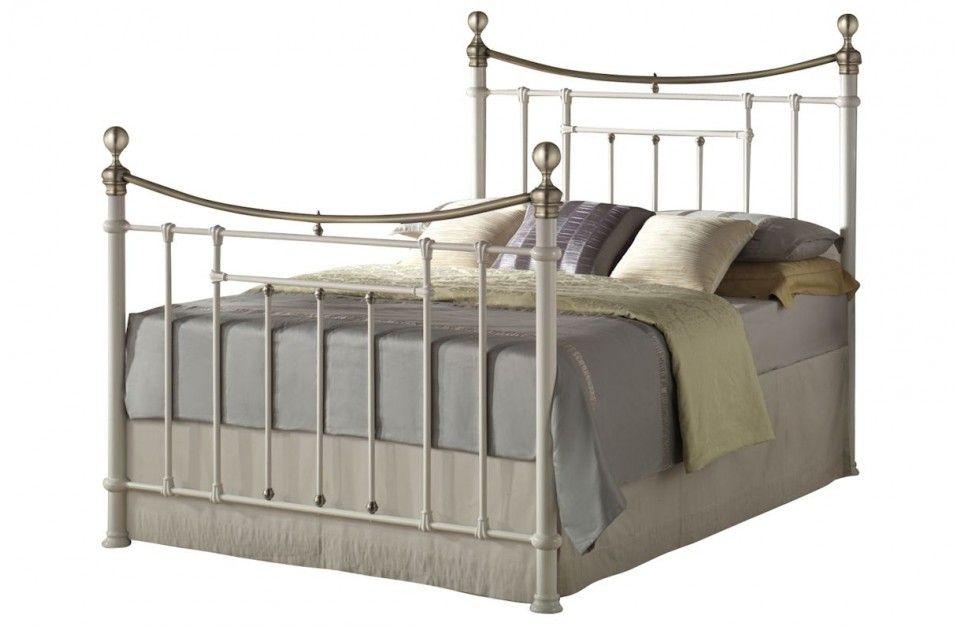 Birlea Bronte Metal Bed Frame | Metal Bed Frames | Pinterest | Metal ...