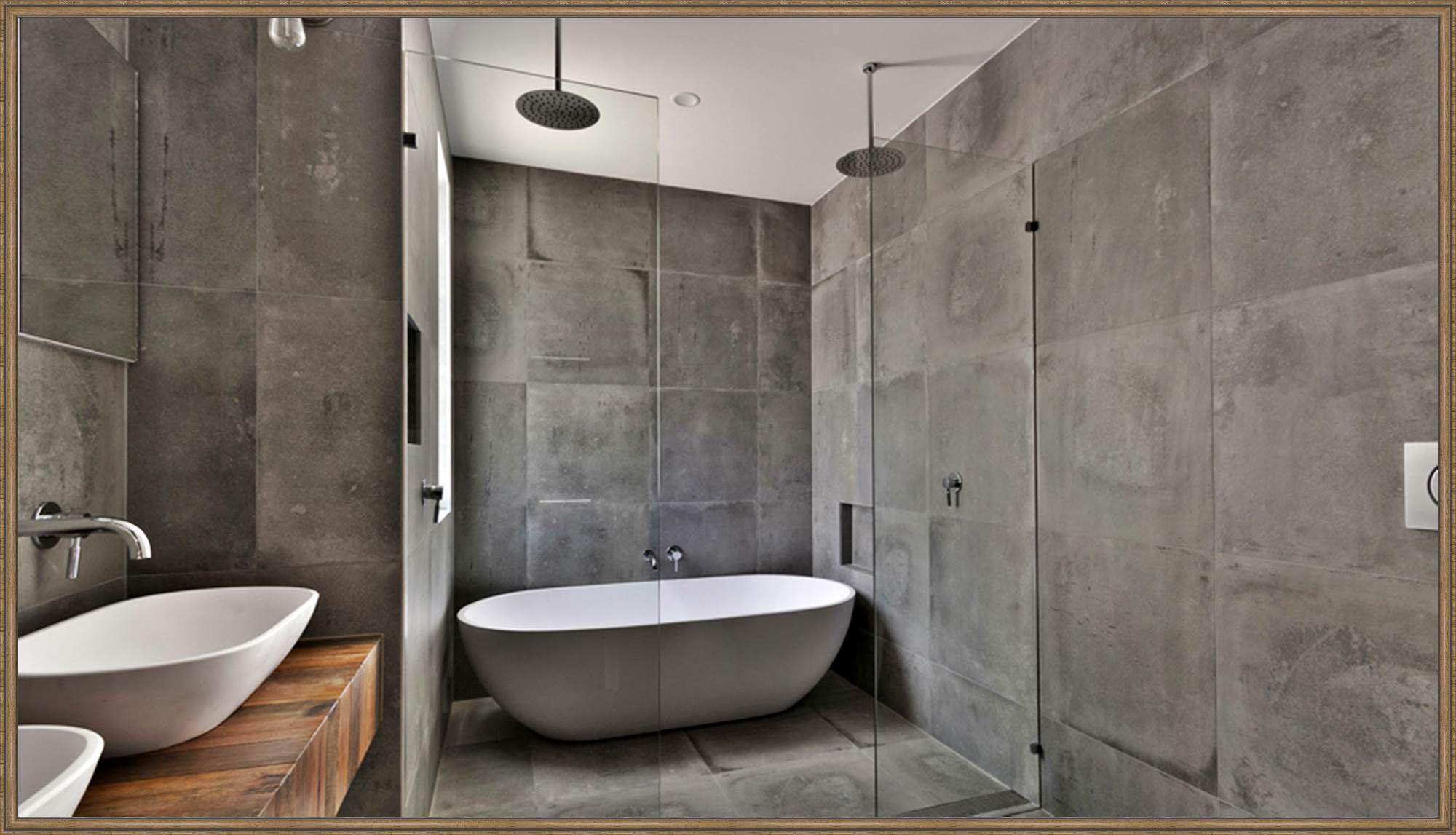 Bildergebnis Fur Badezimmer Beton Holzoptik Modernes Badezimmerdesign Modernes Badezimmer Bad Styling